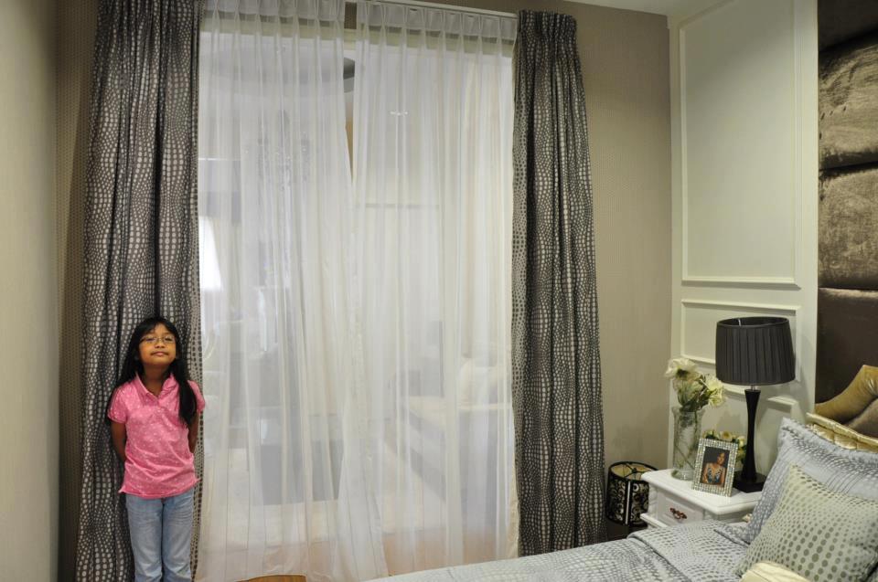 Iman Decor Langsir Inovasi Rekaan Dalaman Elyza S Fabrics Gambar