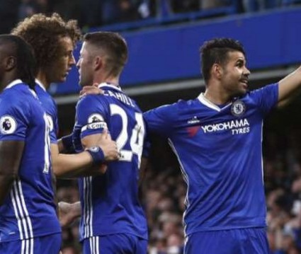 Hasil Liga Inggris Chelsea Vs Middlesbrough