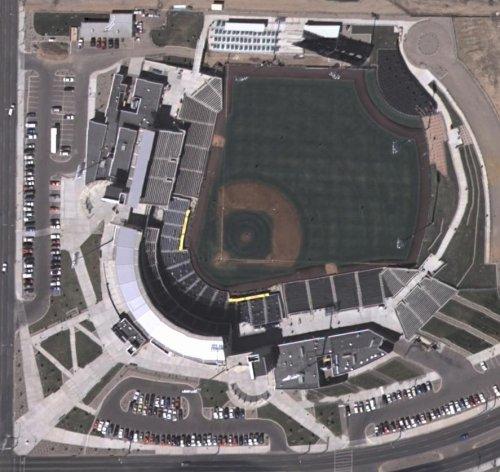 isotopes park, albuquerque baseball