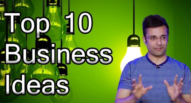 Best 10 Business ideas in India by Sandeep Maheshwari in Hindi