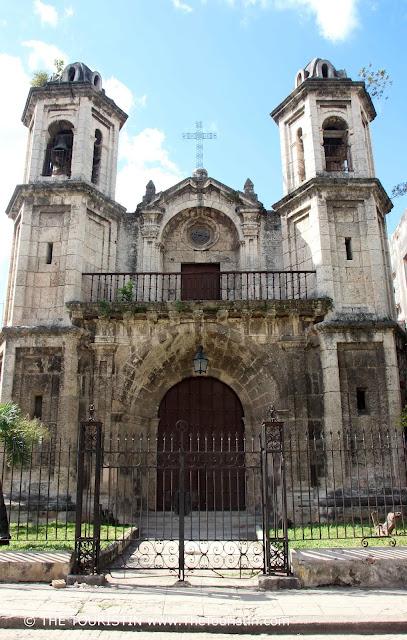 Santo Cristo del Buen Viaje  vieja havana cuba the touristin