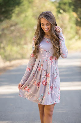 Floral Sundress