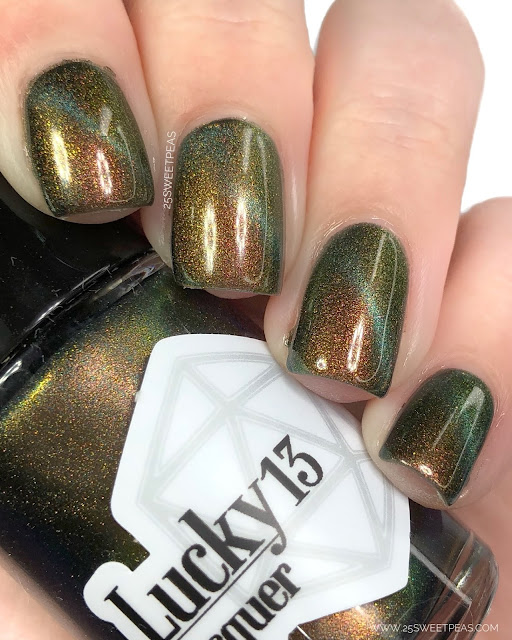 Lucky 13 Lacquer Too Weird To Live, Too Rare to Die