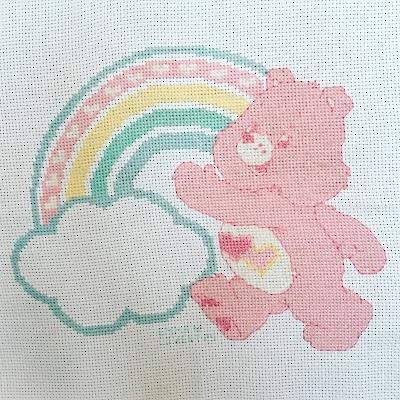 Care Bear Cross Stitch