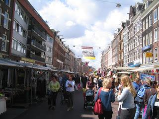 Albert Cuypmarkt - Amsterdam