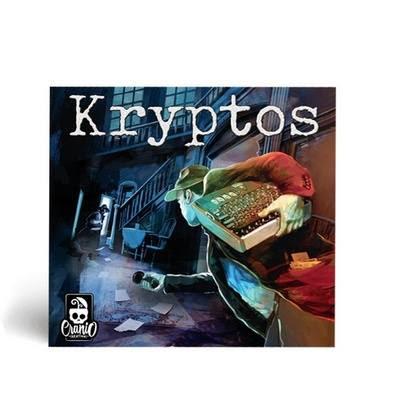 IN PREORDINE - Kryptos - Novità fiera di Lucca Comics 2017