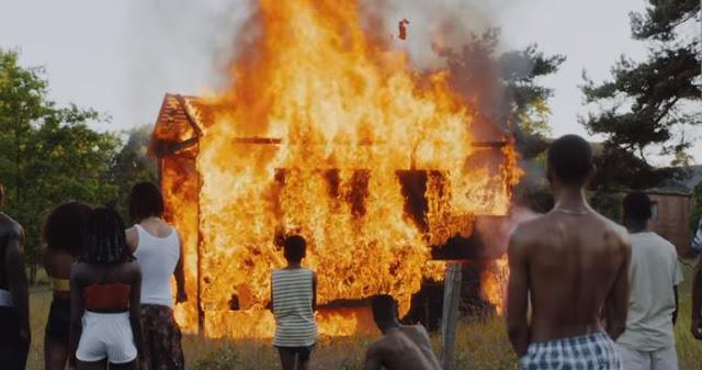 Kendrick Lamar Element Music video