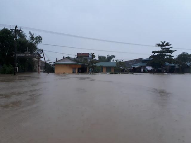 Chùm ảnh lũ lụt tại Giáo xứ Dương Sơn – Huế - Ảnh minh hoạ 2