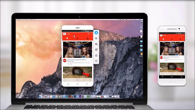 تطبيق ApowerMirror أفضل تطبيق عرض شاشة هاتفك على حاسوبك الشخصي