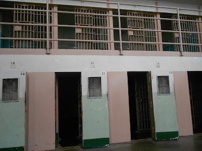 Solitárias - Alcatraz