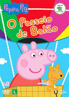 Peppa Pig: O Passeio de Balão - DVDRip Dublado