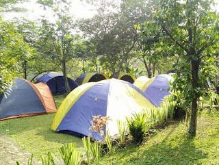 Paket Camping Murah di Sentul