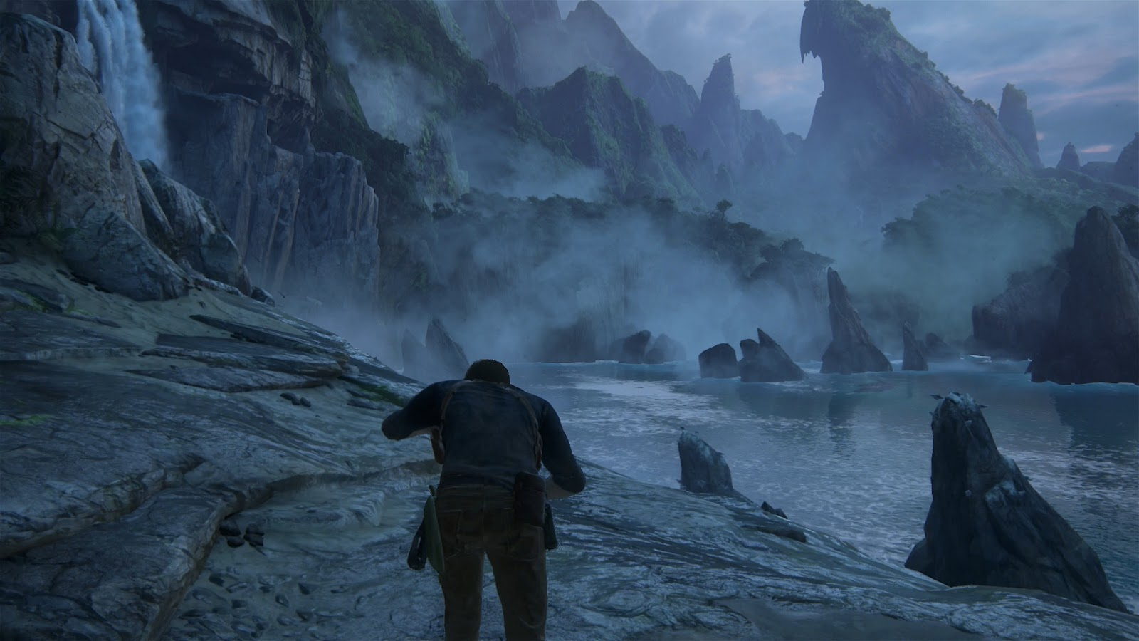 Cross Up Lets Discuss Uncharted 4 A Thiefs End Finale