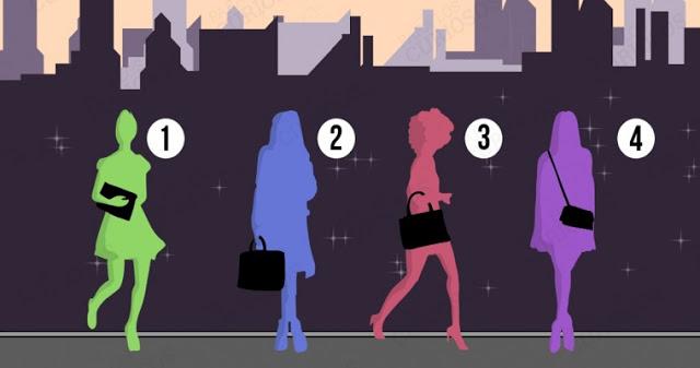 Психологический тест: какая из этих девушек самая старшая?