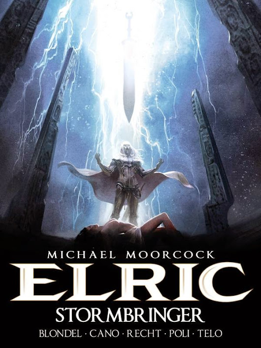 Comic Book Review – Elric Volume 2: Stormbringer