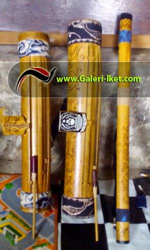 Alat Musik Bambu