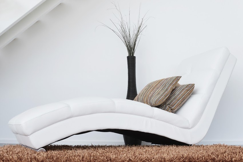 Architecture Carpet Chair Comfort in Soft Color