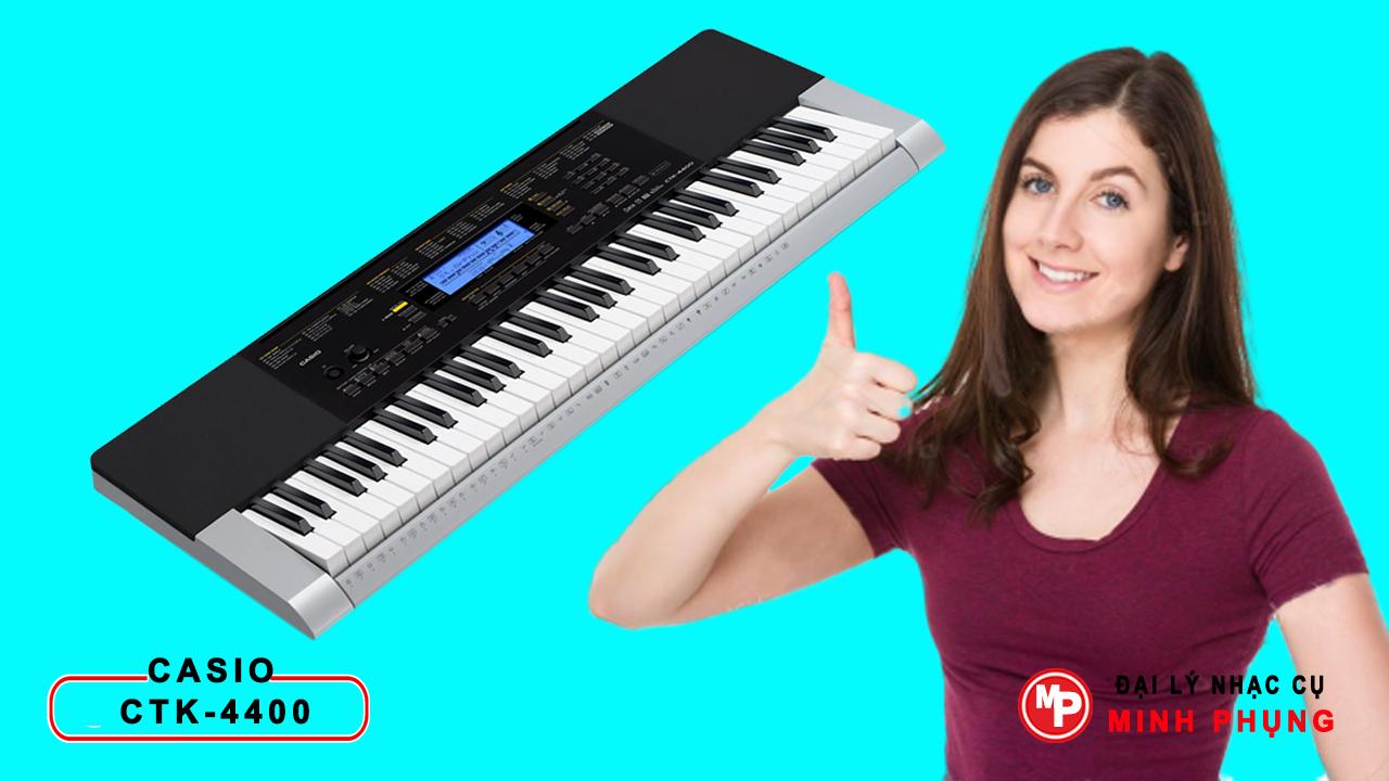Giá Đàn Organ Casio CTK 4400