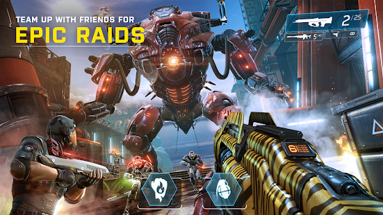Shadowgun Legends Mod Apk Full
