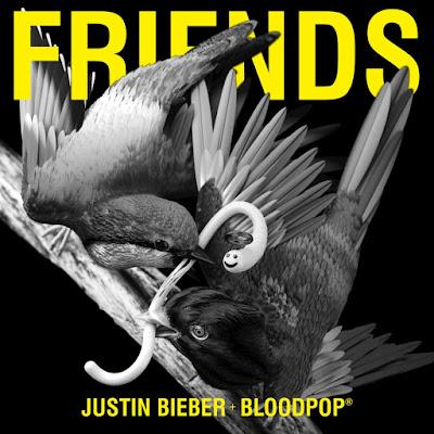 Lyrics Of Justin Bieber - Friends
