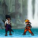 Naruto vs Sasuke Scratch v1.0