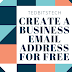 How to Get a Business Email Address for Free
