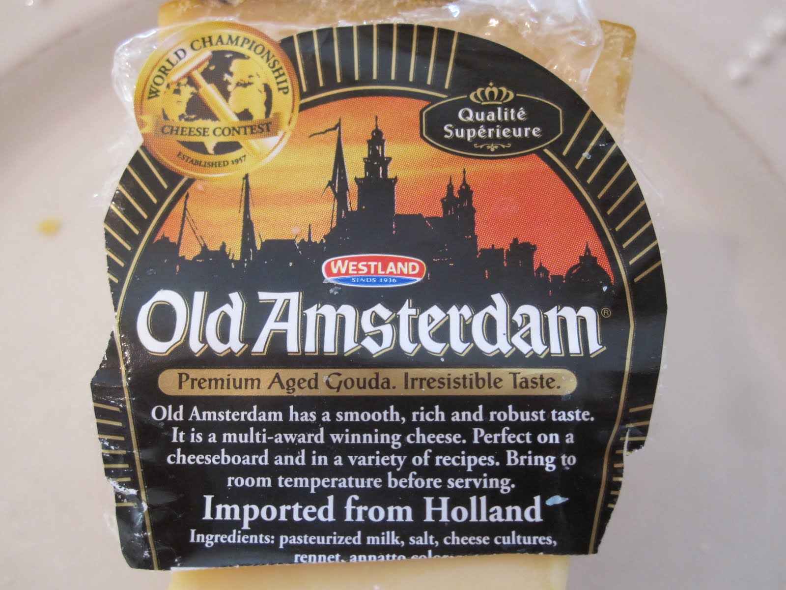 Cannundrums Gouda Regular Double Cream Sheep Goat And