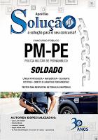 Apostila Concurso PMPE Soldado da Polícia Militar de Pernambuco 2016