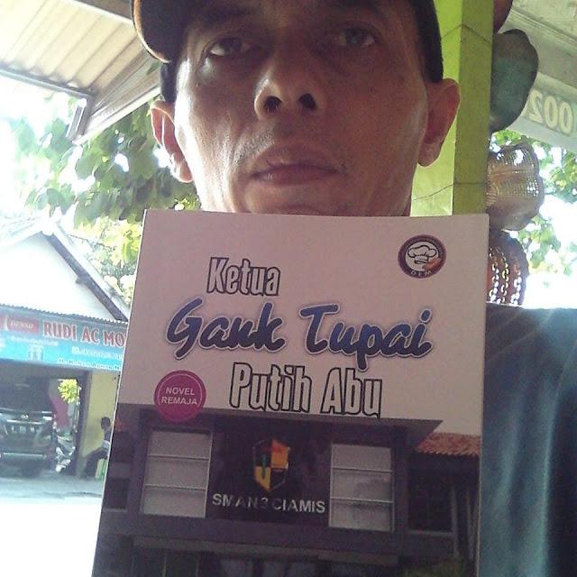 Dandy Monfar Salah satu Tokoh Novel Remaja KGTPA