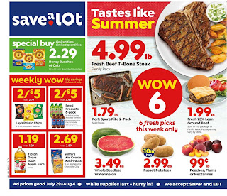 ⭐ Save a Lot Ad 8/5/20 ⭐ Save a Lot Circular August 5 2020
