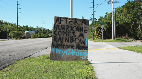 Hurricane Irma Florida Keys