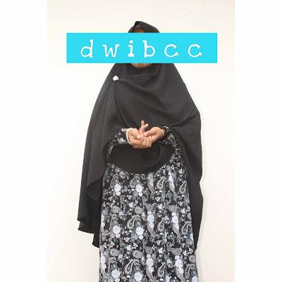 Hijab Syar'i Untuk Sehari-hari