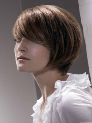 Fantastic Cute Medium Haircuts Bob Hairstyles For 2013 Give A Hairstyle Inspiration Daily Dogsangcom