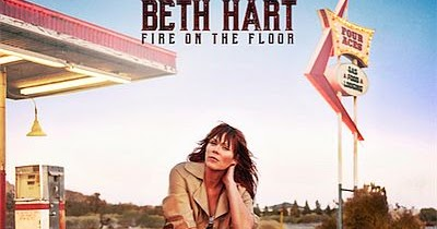 The bluesgambler beth hart returns with a new studio for 13th floor scottsdale az