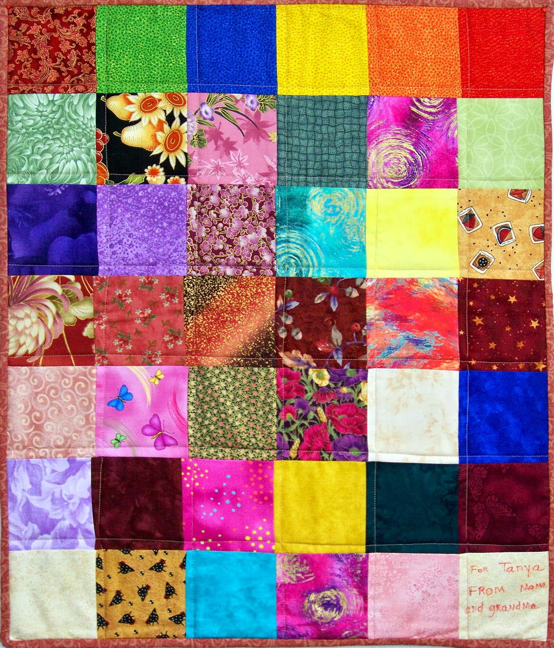 Tri County Quilt Guild The Patchwork Quilt