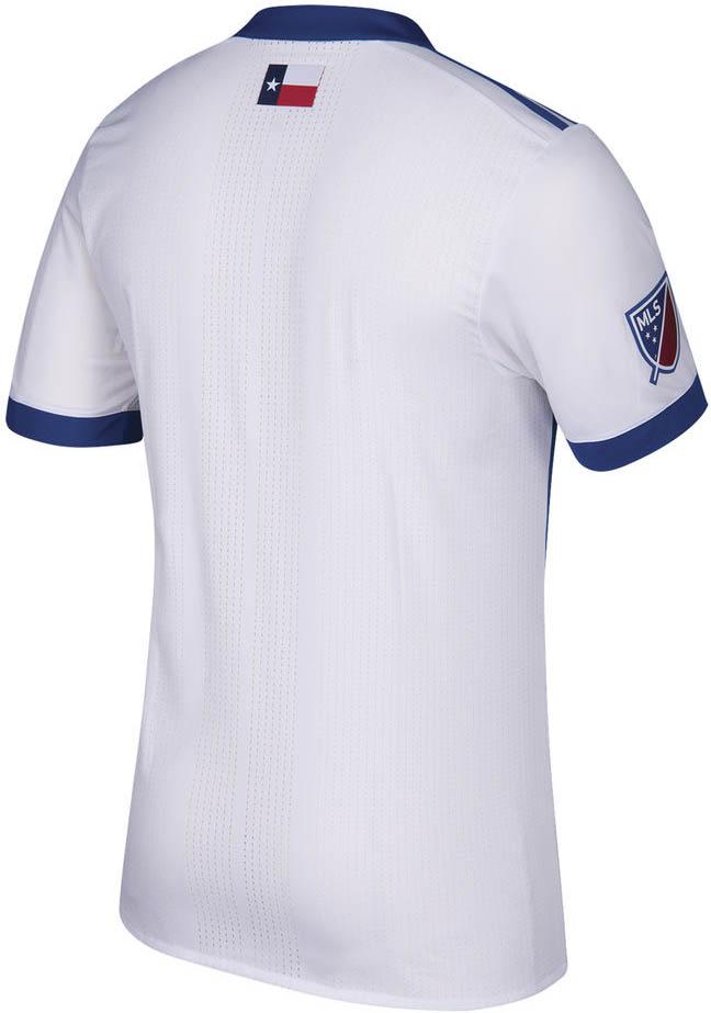 037e75e48 Wholesale Insane FC Dallas 2017 Away Kit Released
