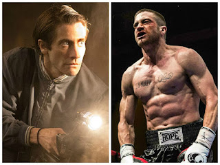 nightcrawler louis bloom-southpaw billy hope