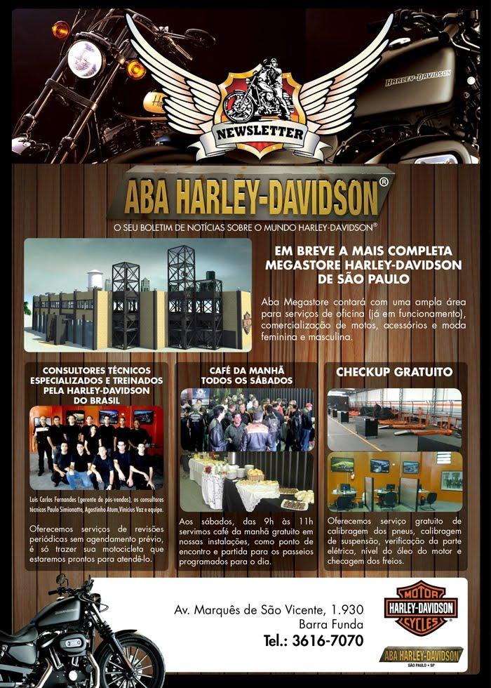 eab4e1df388 Harley-Davidson Group: Newsletter ABA Harley-Davidson