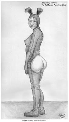 strip down spanking drawings