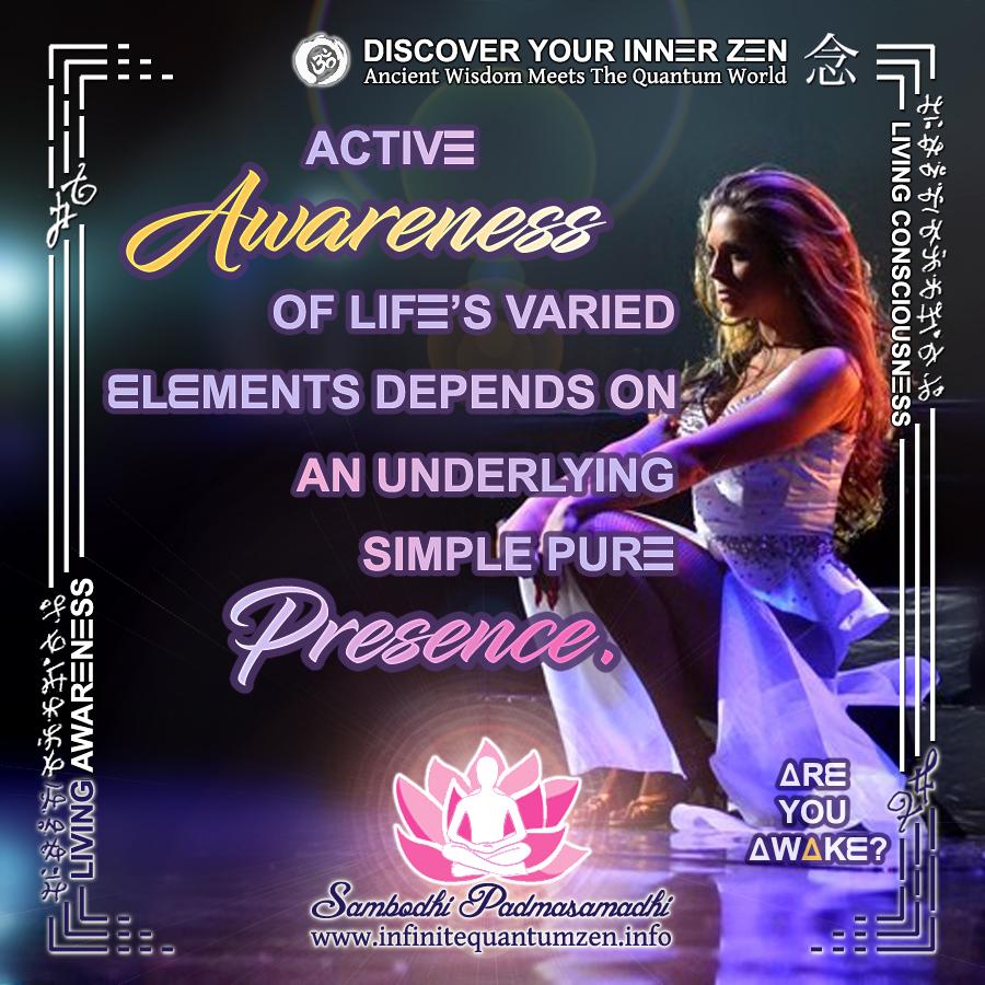 Non-linear Teachings of Sambodhi Padmasamadhi - Infinite Quantum Zen, Success Life Quotes, Alan Watts Philosophy