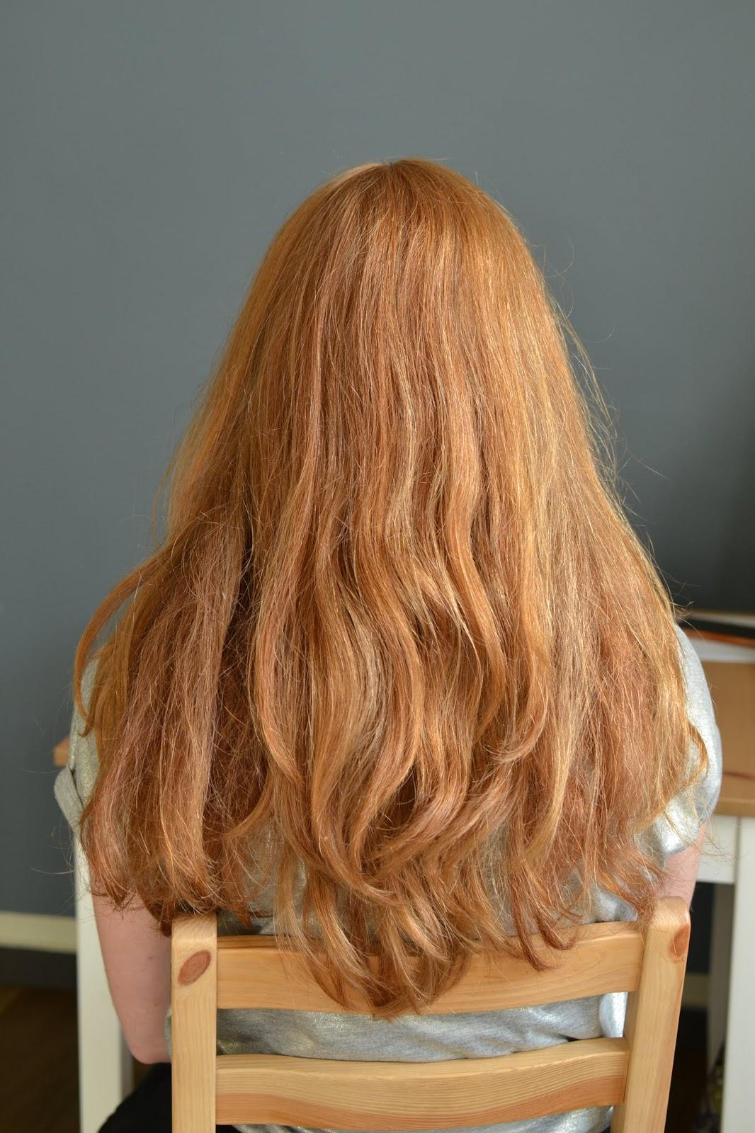 falowane włosy blog