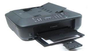 Canon PIXMA MX535 Print Speed