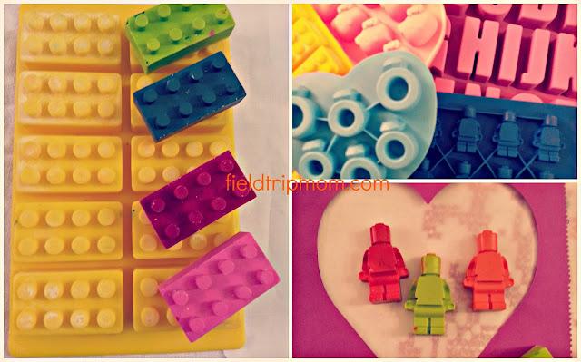 Handmade Legos