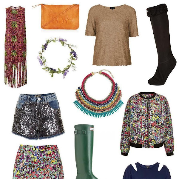 #FestivalStyle with Hunter Boots