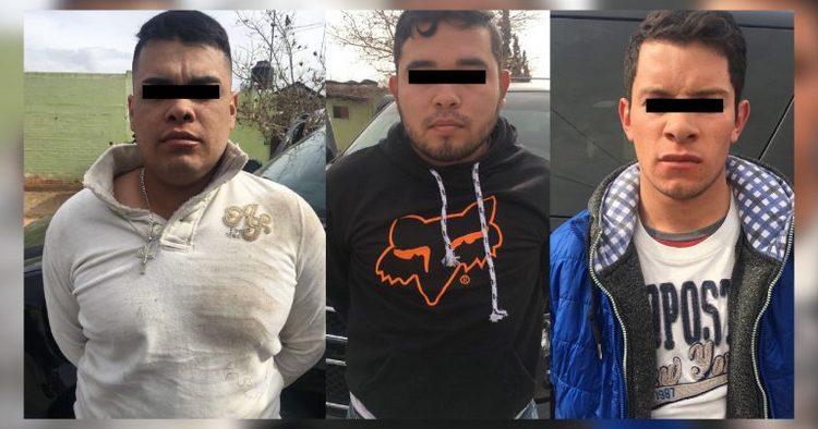 """Cae segundo al mando y dos miembros del grupo criminal de """"Los Chapos"""""""