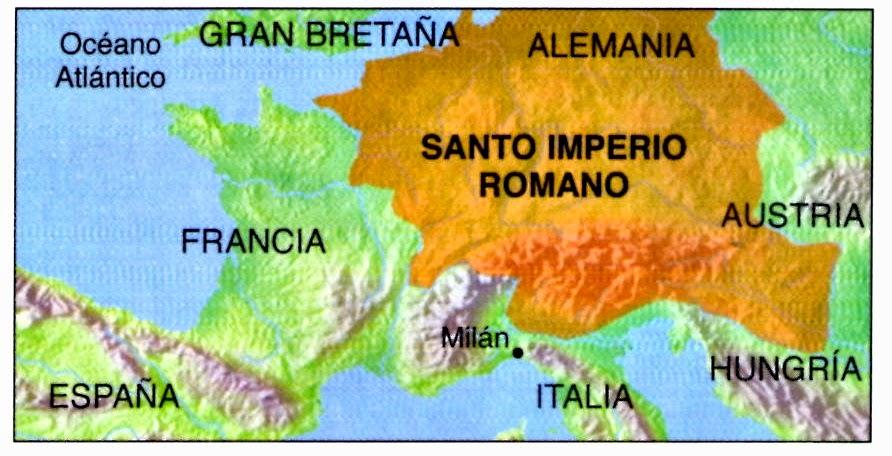 Matrimonio En El Imperio Romano : El santo imperio romano