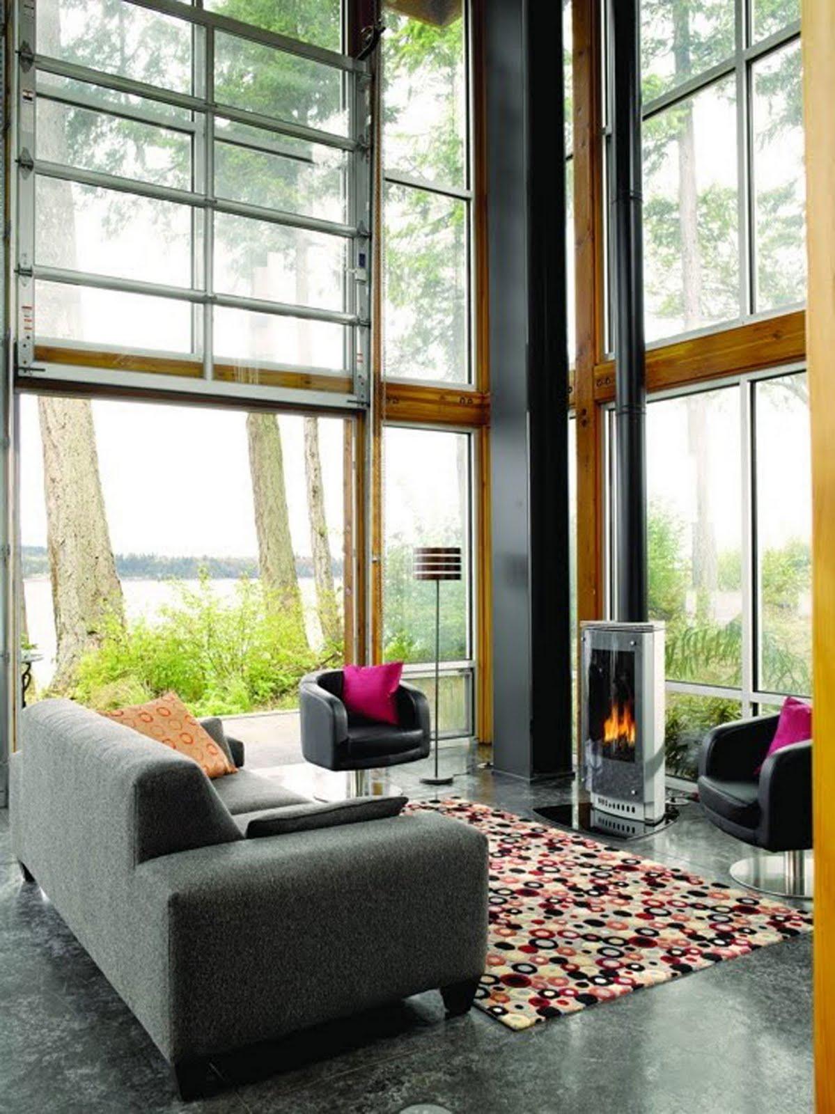 Bedroom Design Blog Glass House Design Wallpaper