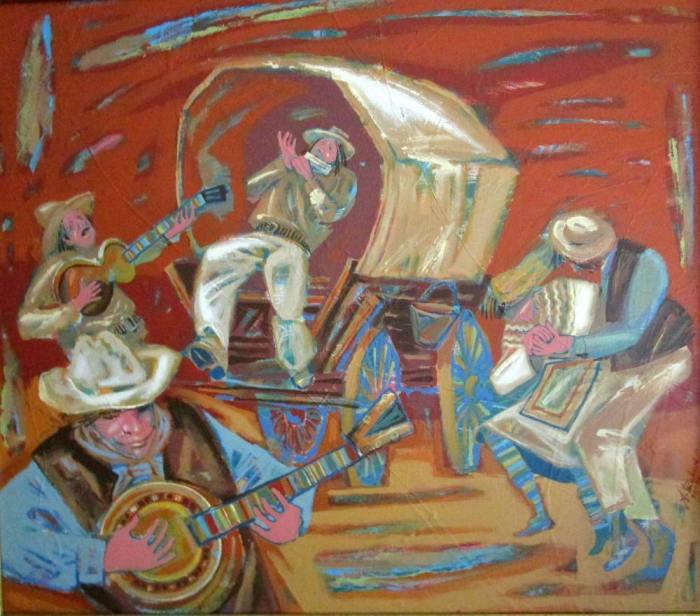Украинский художник. Шинин Александр