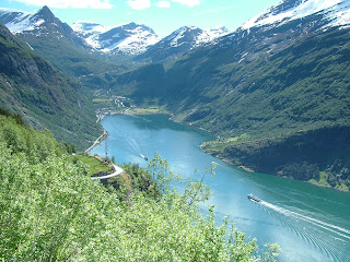 Fjords of Norway