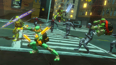 Teenage Mutant Ninja Turtles: Mutants in Manhattan Torrent Game